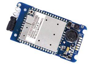 GPS+GPRS定位通讯模块